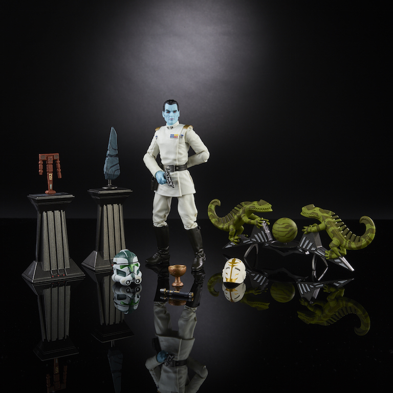 Hasbro Star Wars SDCC 2017 Exclusives Ordering Details After The Show