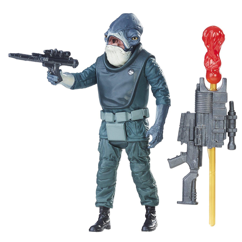 Hasbro Star Wars Rogue One 3.75″ Admiral Raddus Figure $11.90 On Amazon