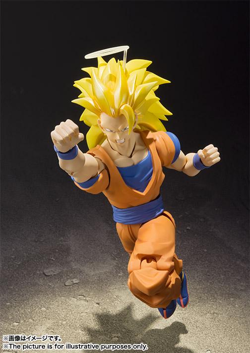 Bandai Tamashii Nations S.H. Figuarts Super Saiyan Son 3 Goku Figure On Amazon