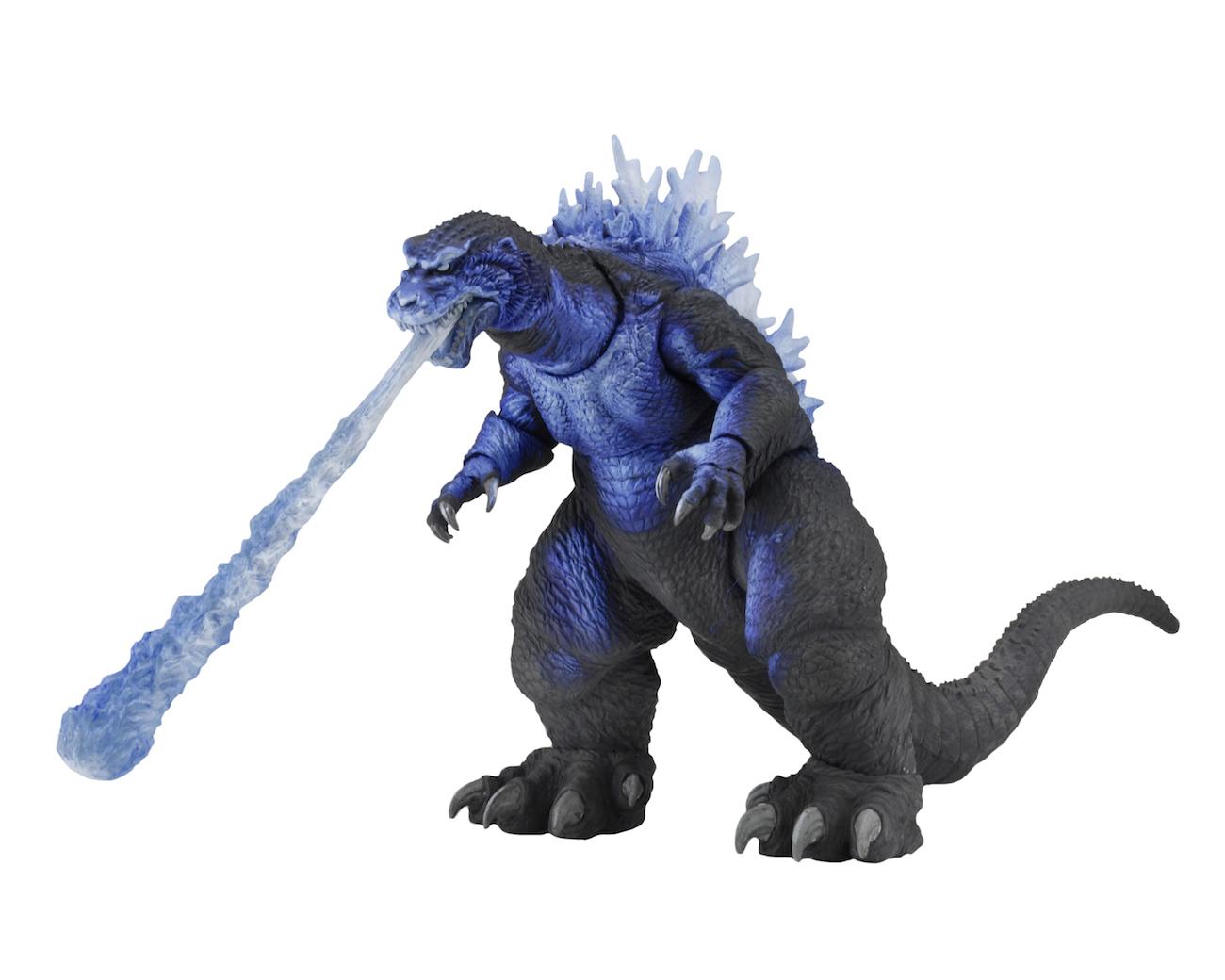 NECA Toys Announces Atomic Blast 2001 Godzilla – 12″ Head-To-Toe