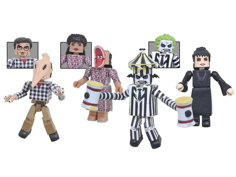 Diamond Select Toys In Stores This Week: Spidey, Ghostbusters, Guardians & Beetlejuice