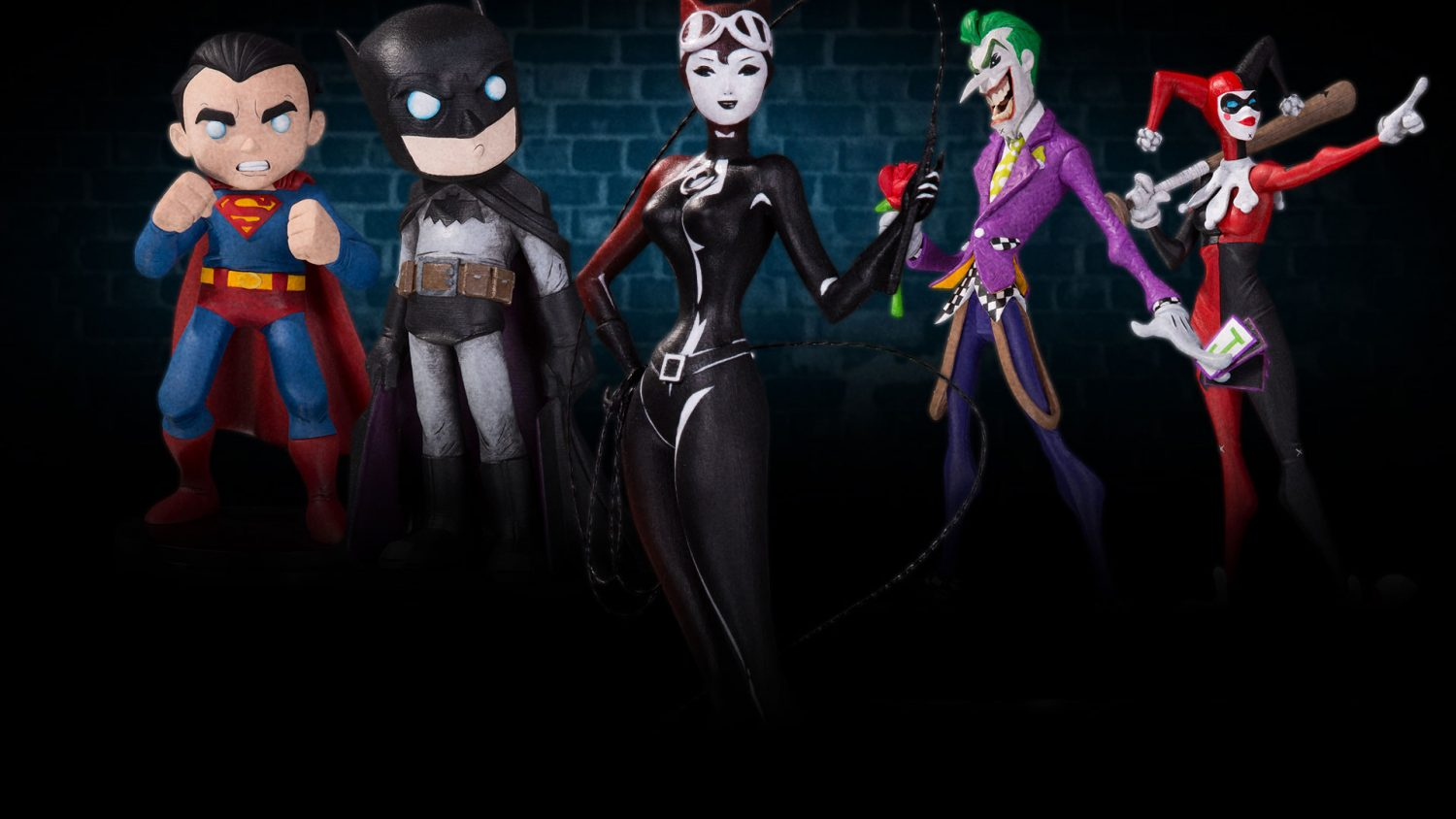 DC Collectibles Reveals Artists Alley PVC Statues Coming In 2018