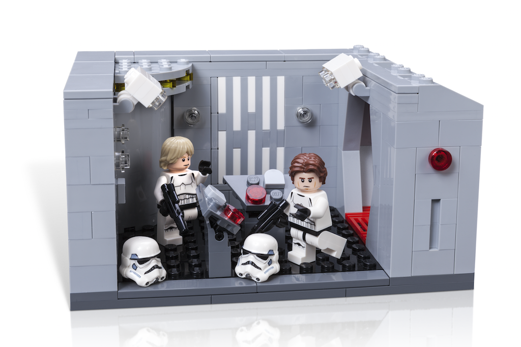 LEGO Announces Star Wars Celebration Exclusive & Booth Entry Details