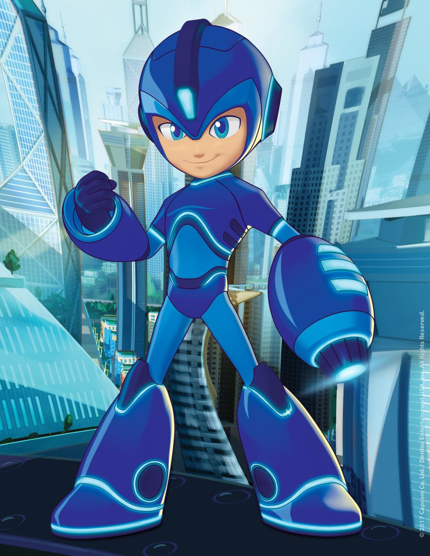 JAKKS Pacific To Produce Toys Based On New Mega Man Animated Series