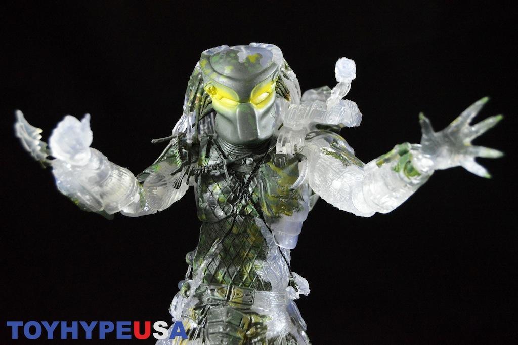 NECA Toys 30th Anniversary Jungle Demon Predator Figure Review
