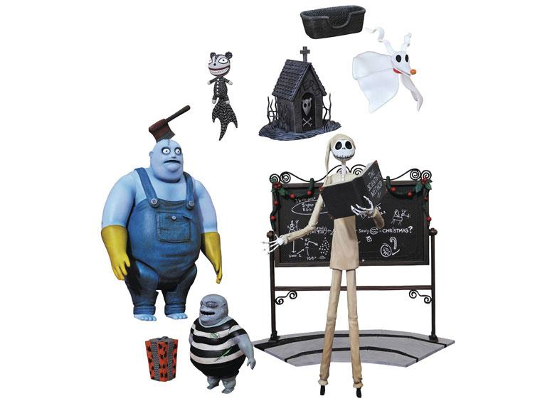 The Nightmare Before Christmas Select Series 4 Available Now