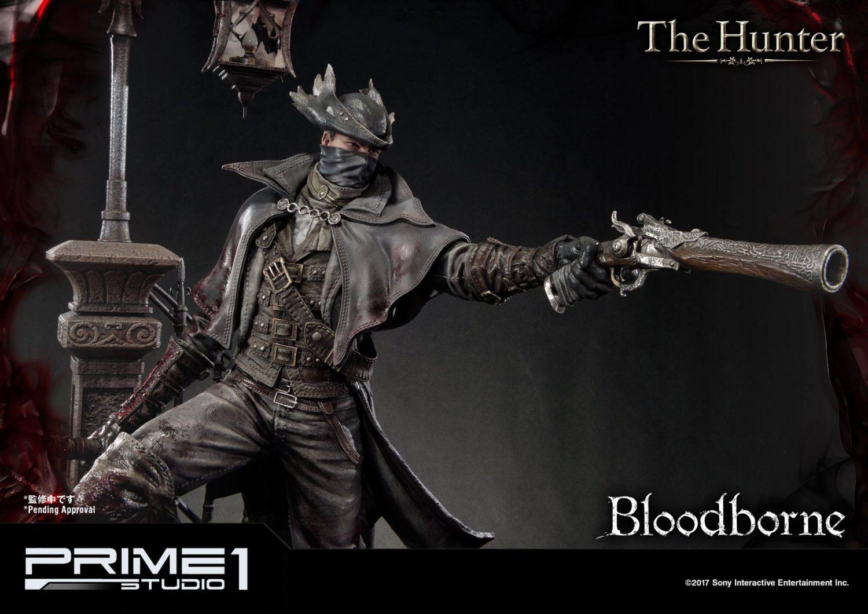 Prime 1 Studio Bloodborne – The Hunter Statue Pre-Orders