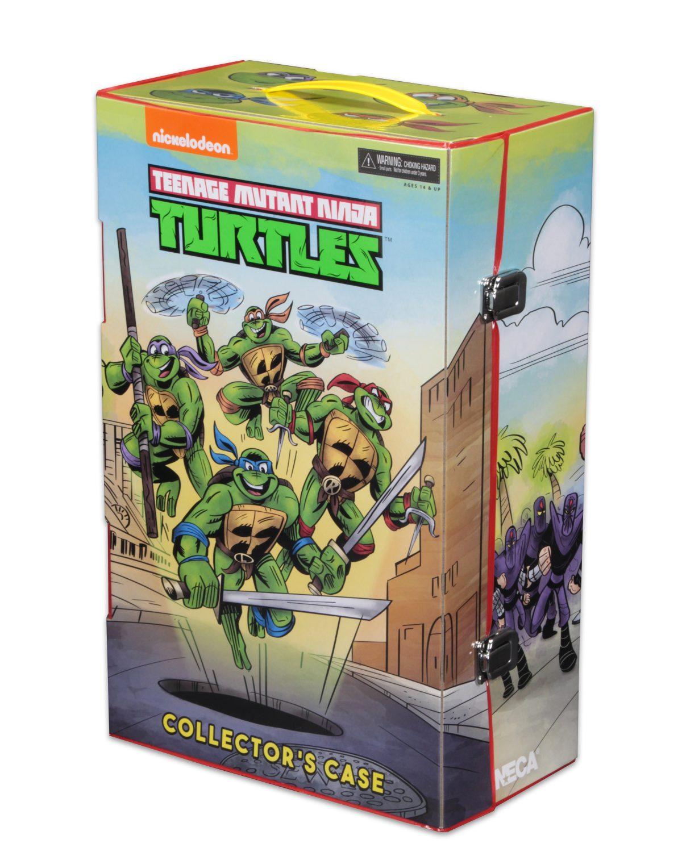 NECA Toys SDCC 2017 Exclusive Teenage Mutant Ninja Turtles Box Set Available On BigBadToyStore