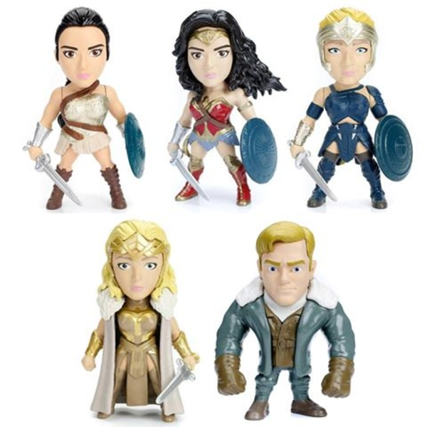 Jada Toys: Wonder Woman Movie Metals Die-Cast 4″ Figure Pre-Orders