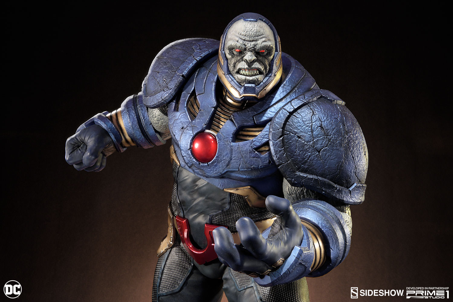 Sideshow Collectibles New 52 Darkseid Statue Pre-Orders