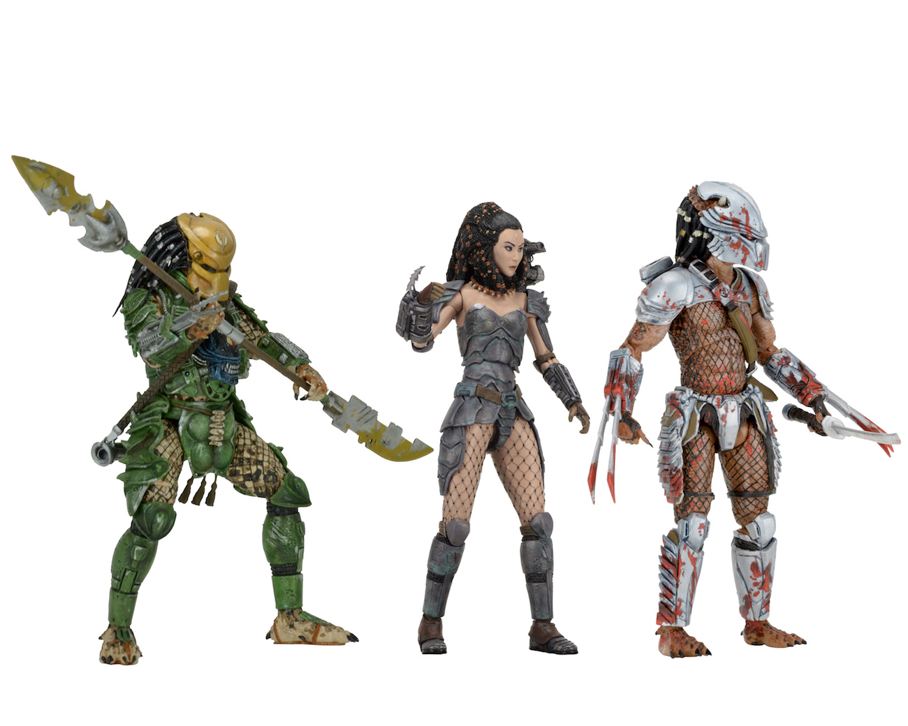 NECA Toys Shipping This Week – Ultimate Alien, Predator Series 18 & Chucky