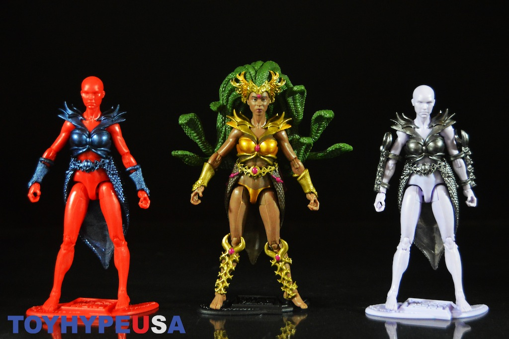 Boss Fight Studio Vitruvian H.A.C.K.S. Easter 2017 Mystery Armor Pieces Review