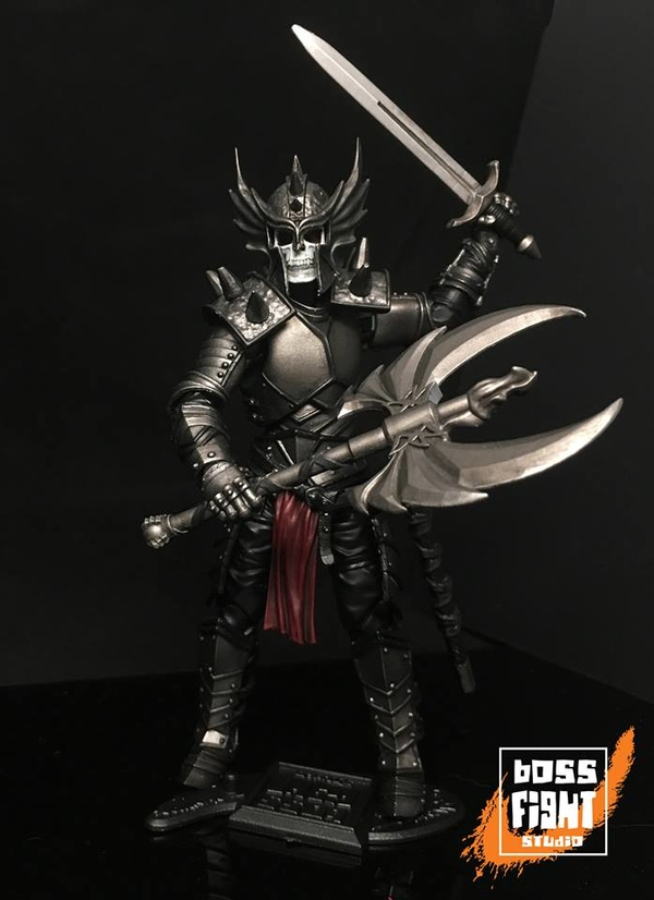Boss Fight Studio Vitruvian H.A.C.K.S. Series 2 Wave 2 Pre-Orders