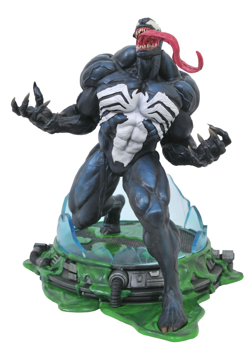Diamond Select Toys Shipping This Week – Marvel Premier Collection Venom Statue