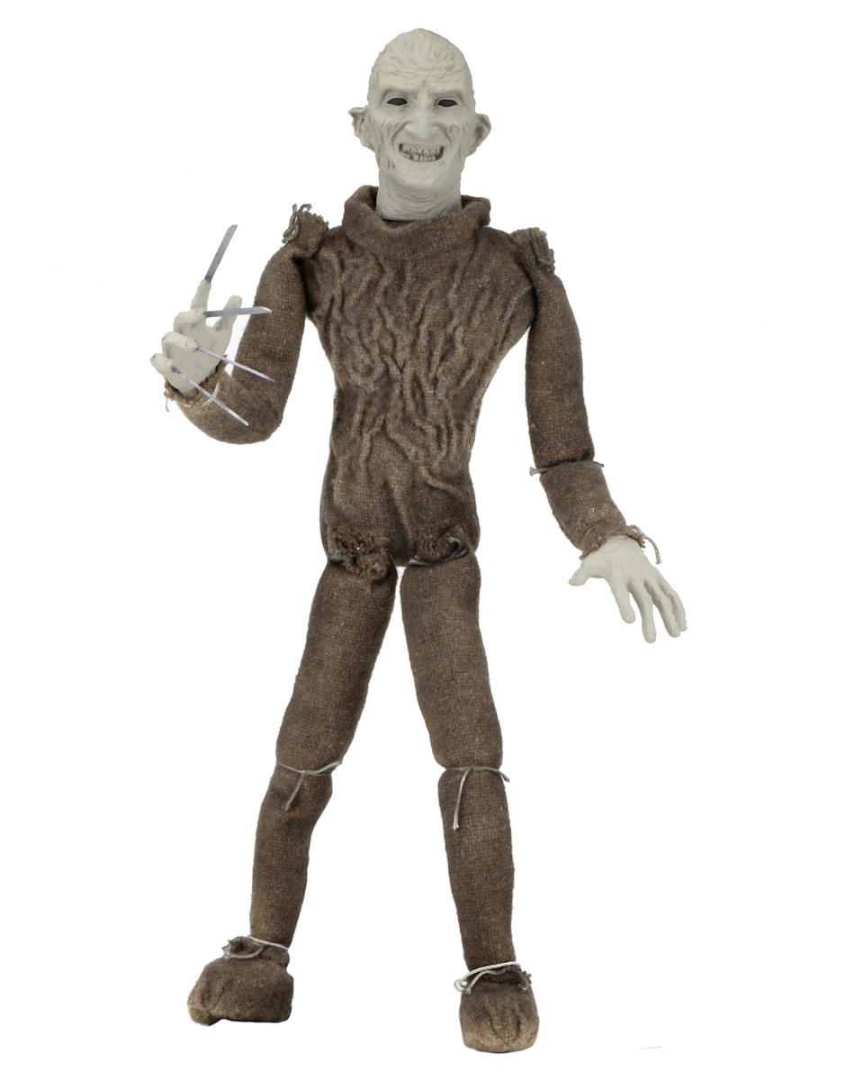 NECA Toys Nightmare On Elm Street 3: Dream Warriors Freddy Puppet Box Art