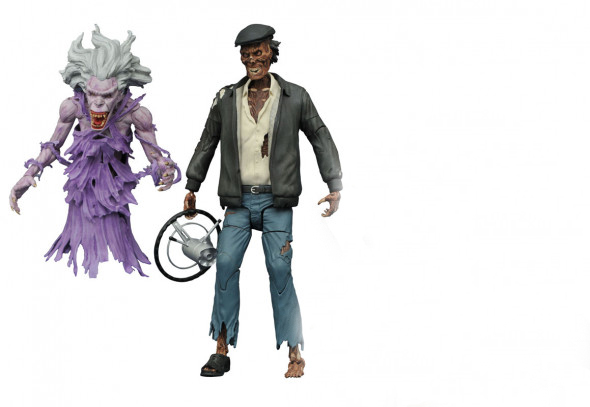 Giveaway Contest – Diamond Select Toys Ghostbusters Select Series 5 Library & Taxi Cab Ghost