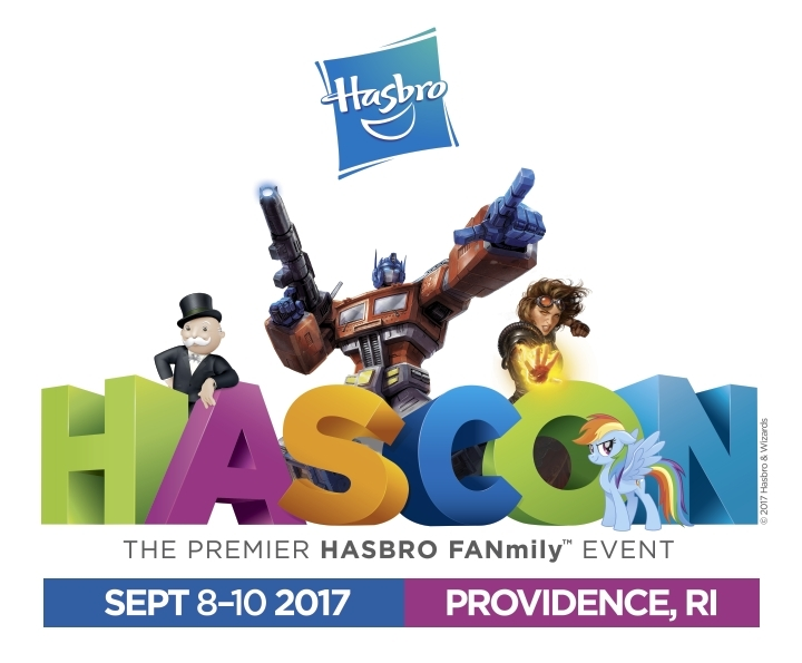 Hasbro Announces HasCon 2017 Exclusives & Early Releases