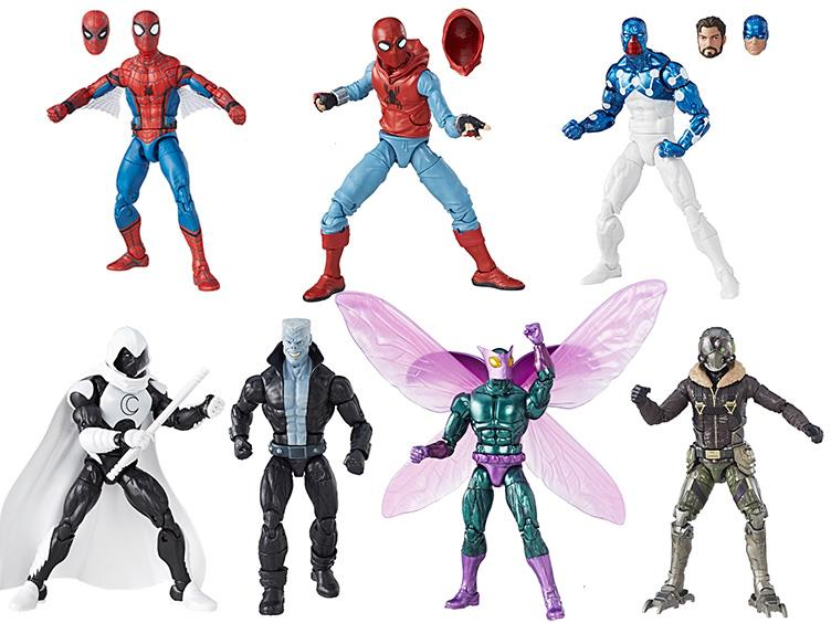 Hasbro Marvel Legends 6″ Spider-Man: Homecoming Wave $11 & Up Sale On Amazon
