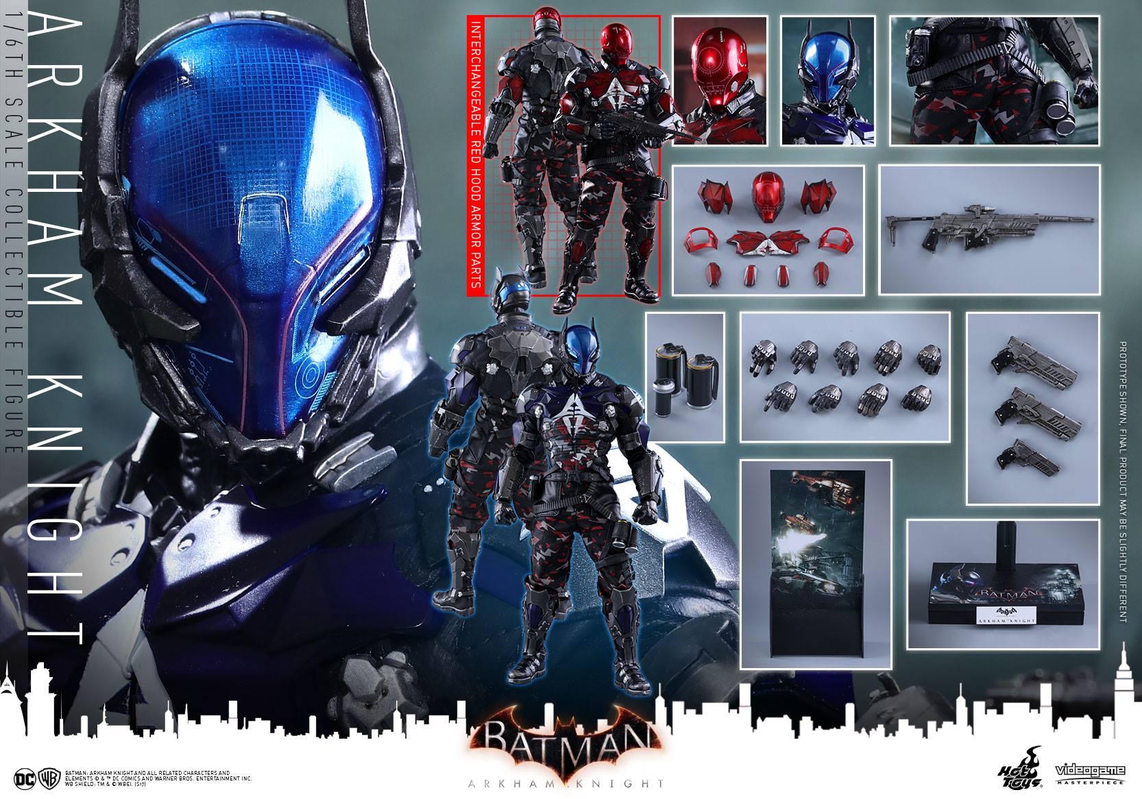 Prime 1 Studio Batman: Arkham Knight Sixth Scale Figure Pre-Orders