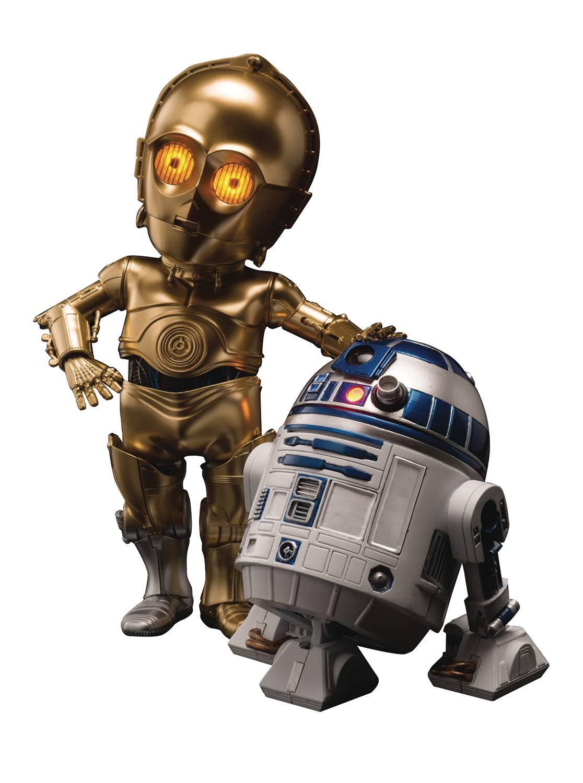 Diamond Announces New Previews Exclusive C-3PO & R2-D2 Figures