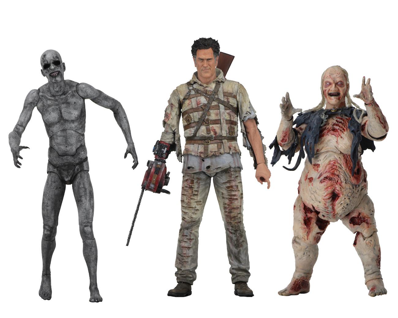 NECA Toys Ash vs Evil Dead 7″ Figures Series 2