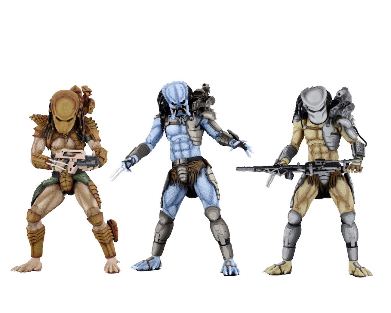 NECA Toys Alien Vs Predator – Hunter Predator Available Now