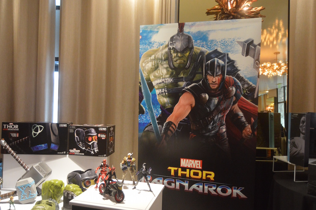 SDCC 2017 – Hasbro VIP Press Event Coverage – Marvel Legends, Star Wars & Transformers