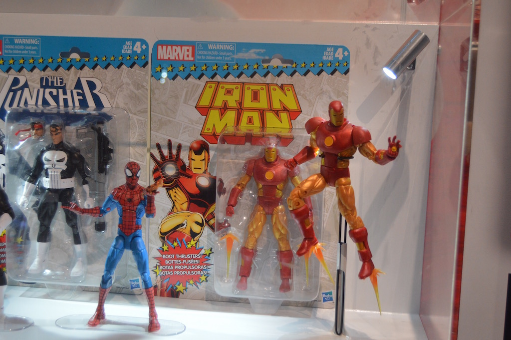 SDCC 2017 – Hasbro Marvel Legends – Saturday Booth Update