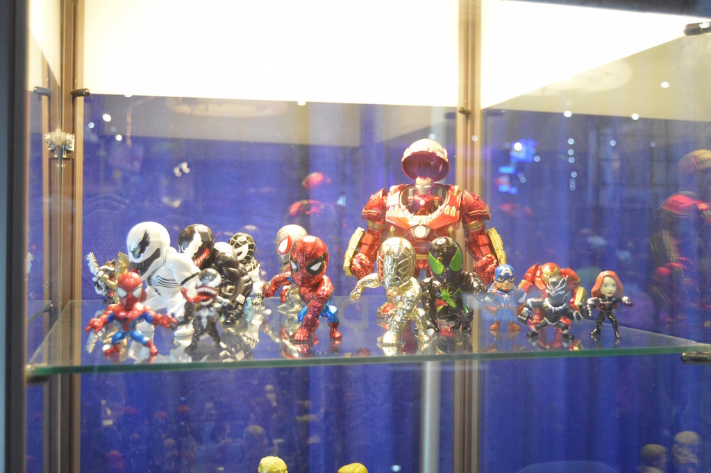 SDCC 2017 – Jada Toys Metal Die Cast Figures Booth Coverage