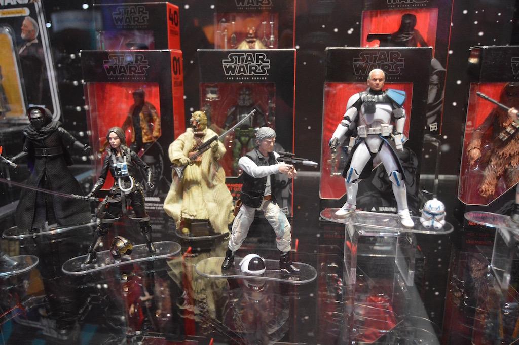 SDCC 2017 – Hasbro Star Wars The Black Series 6″ Figures Update