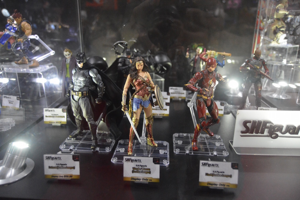 SDCC 2017 – Tamashaii Nations Booth Coverage – DC, Marvel, Street Fighter & More