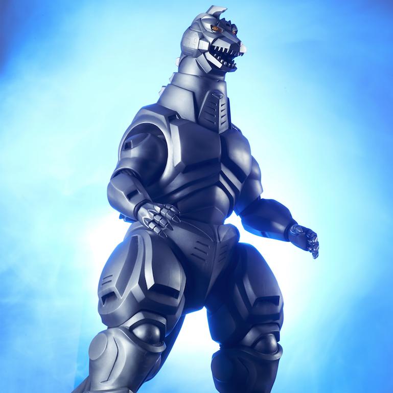 Diamond, X-Plus Prepare For Battle With The New PX Godzilla Vs. Mechagodzilla II Figure