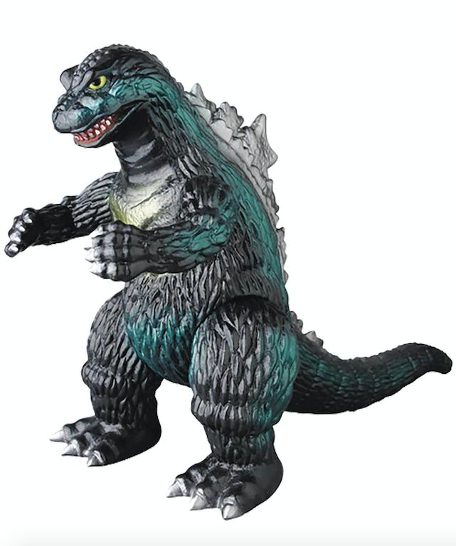 Diamond & Medicom Announce A New PREVIEWS Exclusive Godzilla Figure