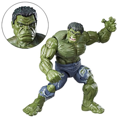 Amazon Cyber Weekend Sale – Hasbro Marvel Legends 12″ Hulk Figure Now $44.97