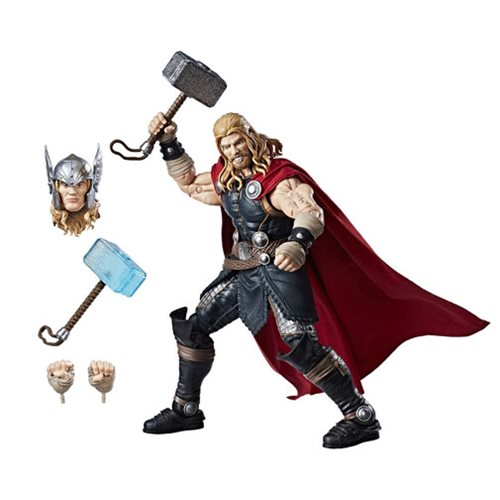 Amazon Continues Cyber Week With 30% Off On Marvel, Transformers WWE & More Toys
