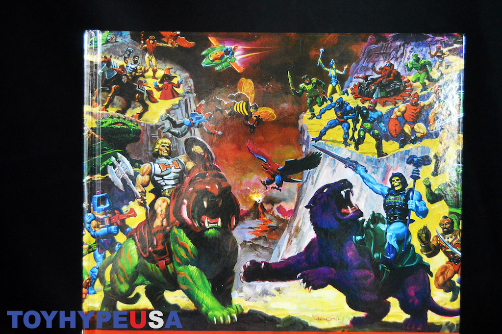 He-Man And The Masters Of The Universe: A Character Guide And World Compendium Book Review