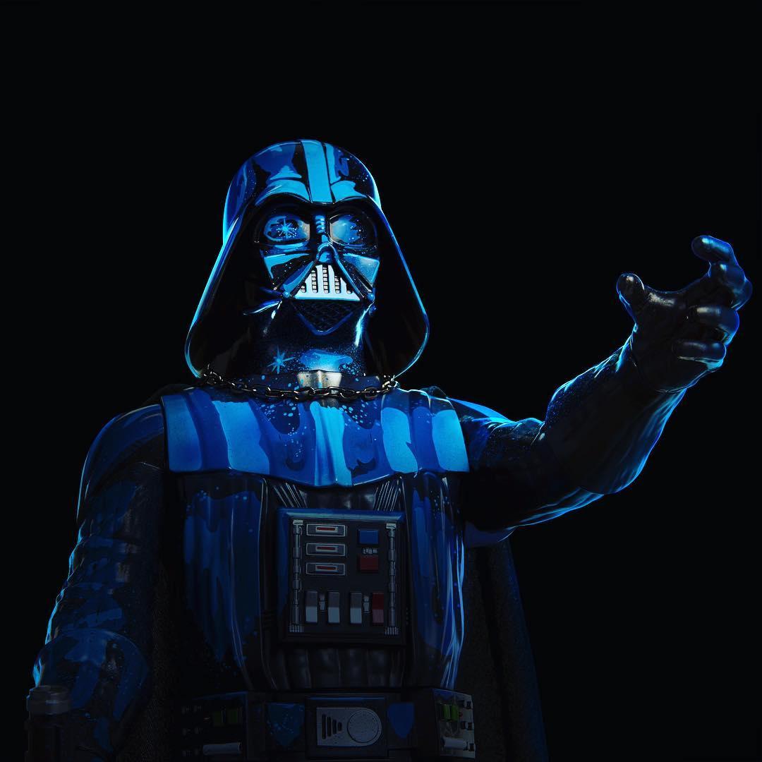 JAKKS Pacific SDCC 2017 Star Wars Hildebrandt Darth Vader 20″ Big Figs Exclusive