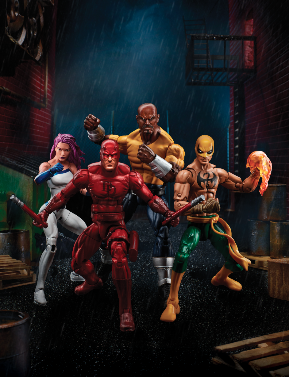 SDCC 2017 – Hasbro Marvel Panel Official Press Images (Update)