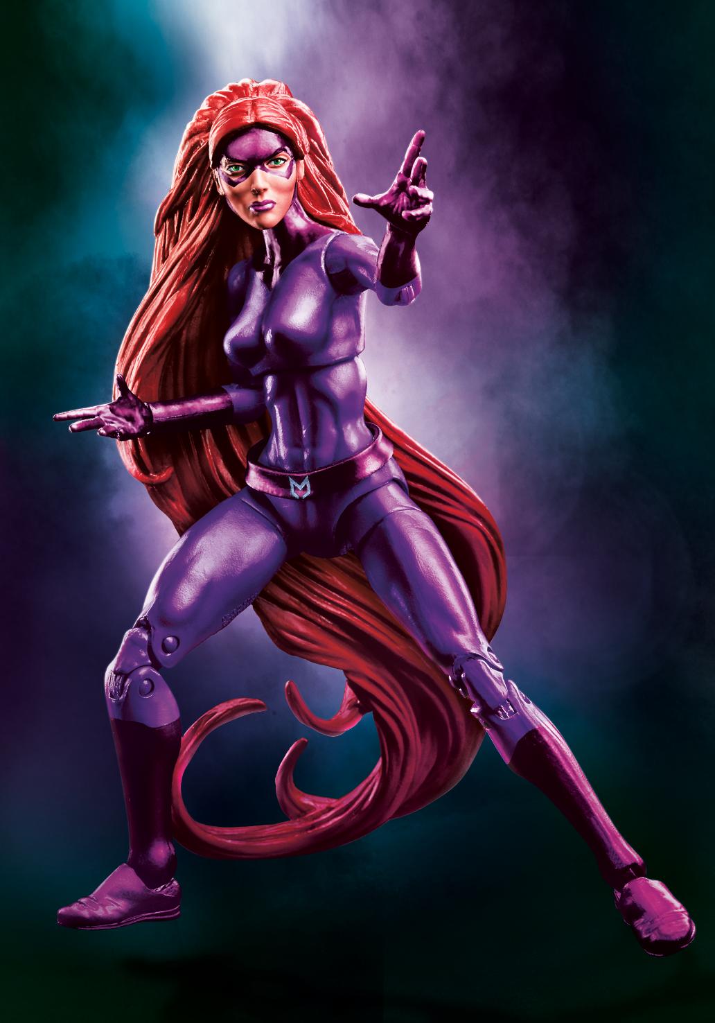 Hasbro Marvel Legends 6″ Walgreens Exclusive Medusa Figure Now $12.99 Online Only