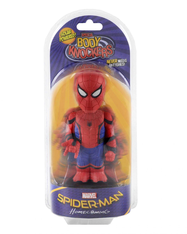 NECA Toys Spider-Man: Homecoming & Alien: Convenant Body Knockers On Amazon & eBay Storefronts