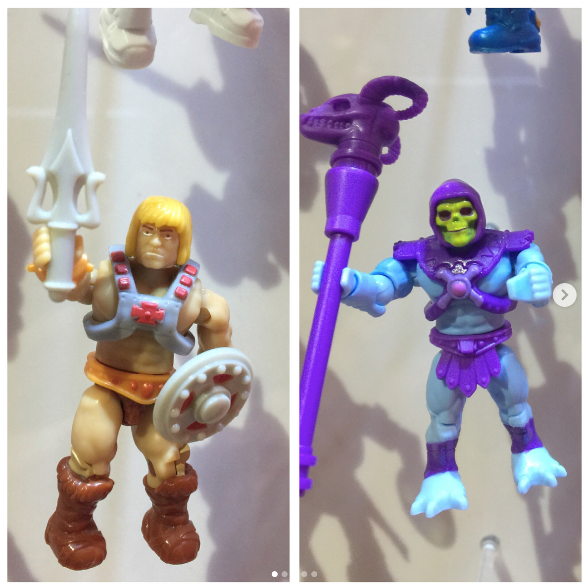 SDCC 2017 – Mega Construx To Release Masters Of The Universe He-Man Line
