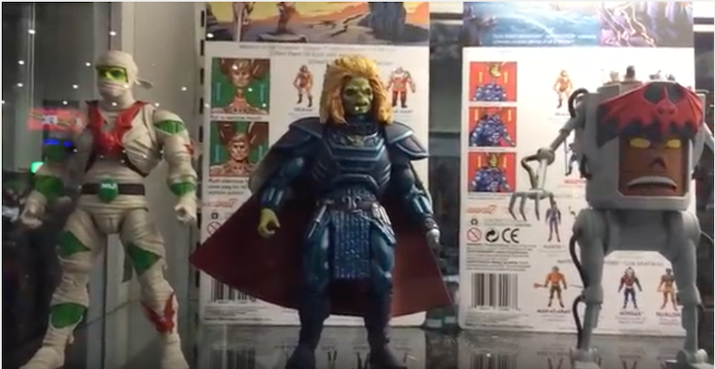 SDCC 2017 – Super 7 Masters Of The Universe Classics Video Interview With Josh Herbolsheimer