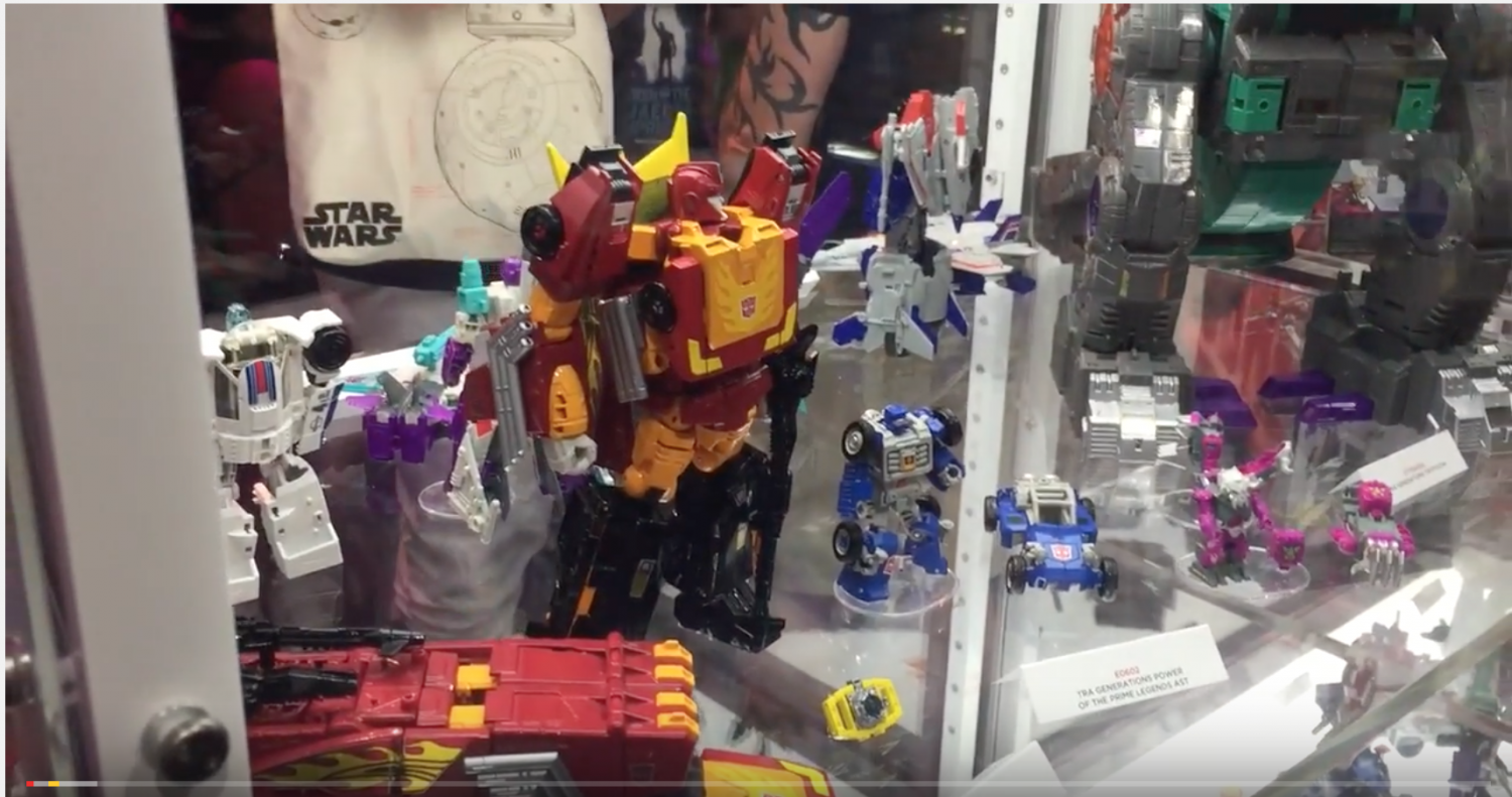 SDCC 2017 – Video Interview With Hasbro Transformers Brand Manager John Warden