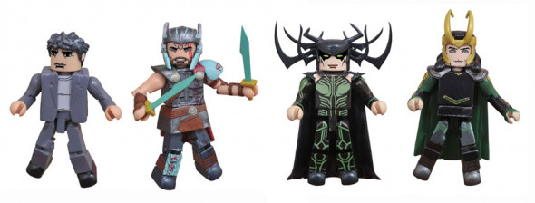 Diamond Select Toys Coming This Winter – Justice League, Spider-Man, X-Men & Thor