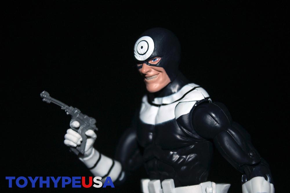 Hasbro Marvel Legends 6″ Marvel Knights Bullseye Figure Review