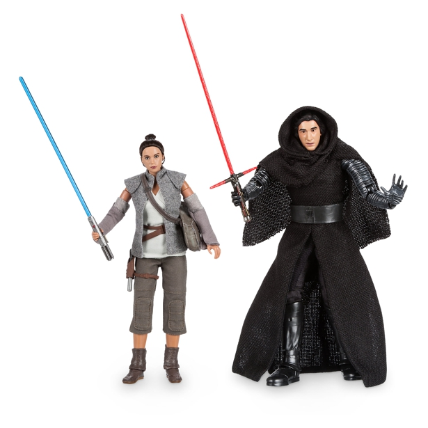 D23 Expo Exclusive Star Wars Elite 10-11″ Figures Available Now On Disney Store