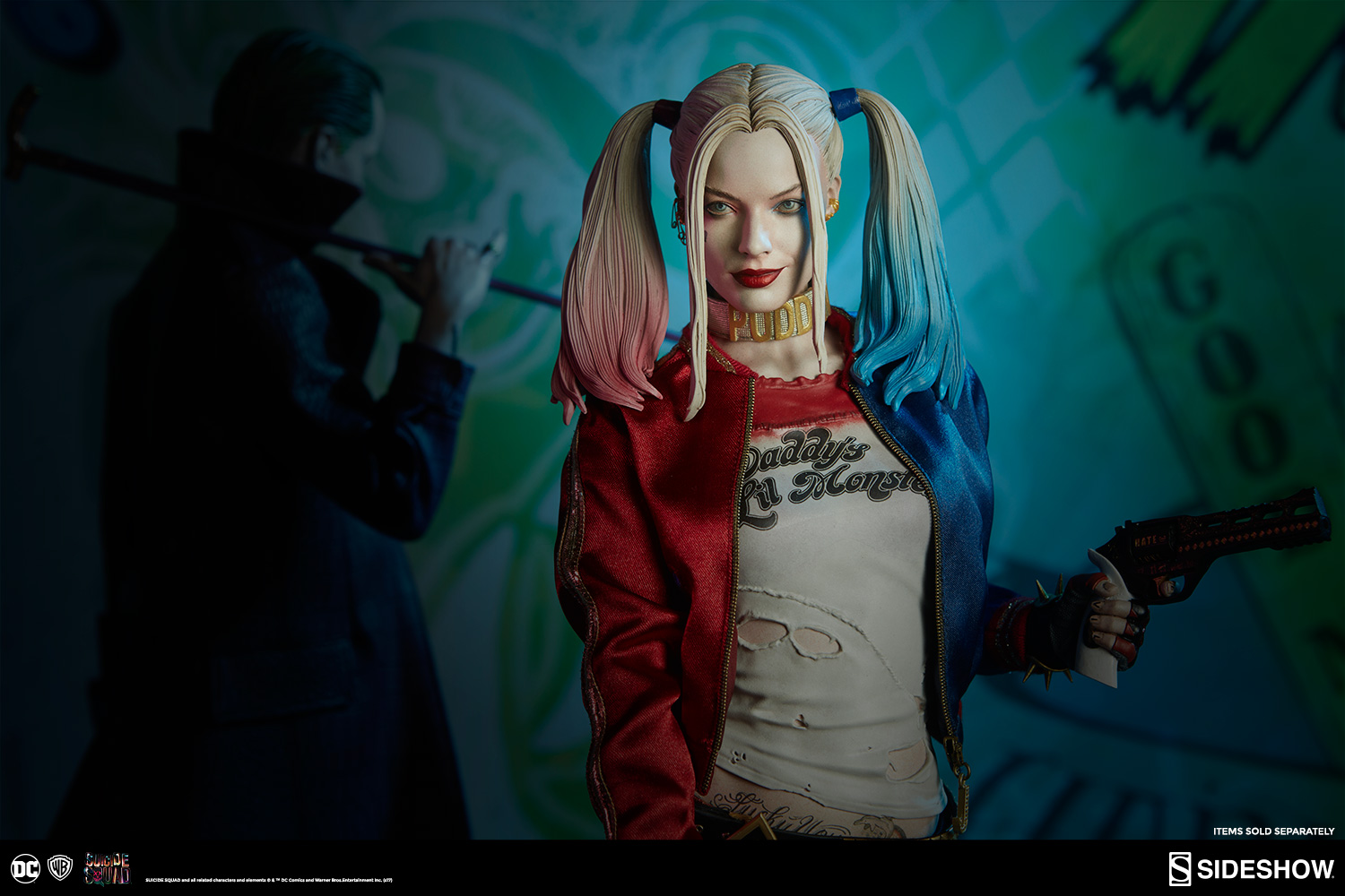 Sideshow Collectibles Suicide Squad Harley Quinn Premium Format Figure Pre-Orders