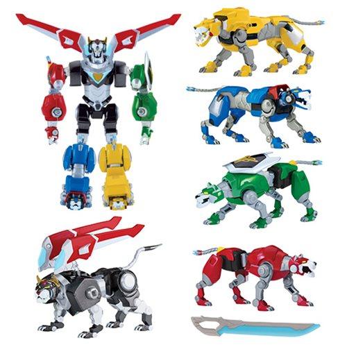 Playmates Toys Voltron The Legendary Defender Lion Die-Cast Figure Pre-Orders