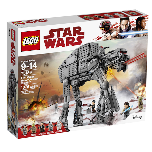 LEGO Reveals Star Wars The Last Jedi Sets With Official Press Release