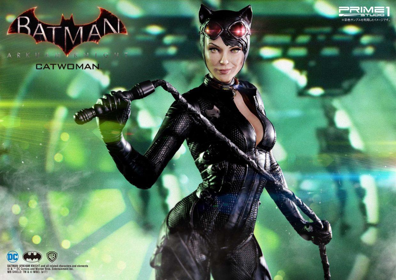 Prime 1 Studio Batman: Arkham Knight – Catwoman Statue